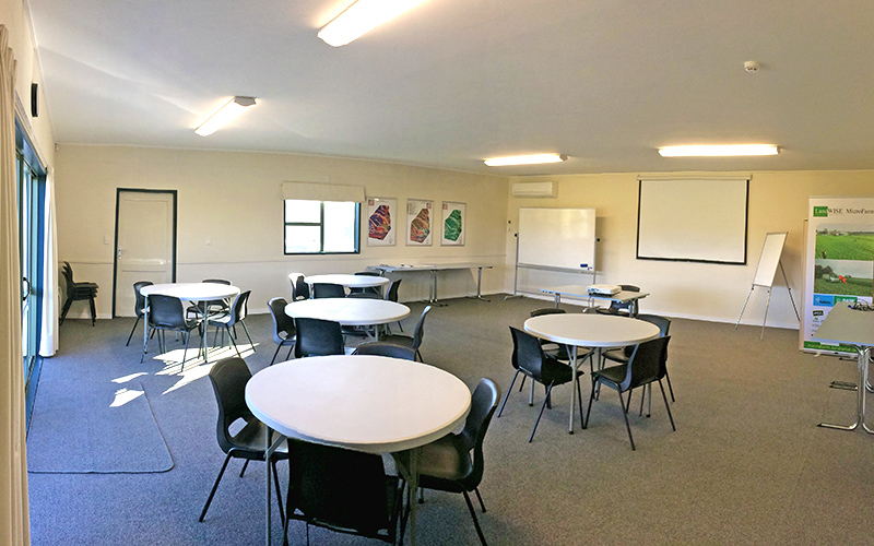 The Green Shed - Seminar Room