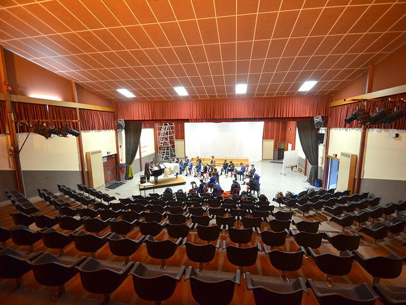 Havelock North High School Auditorium