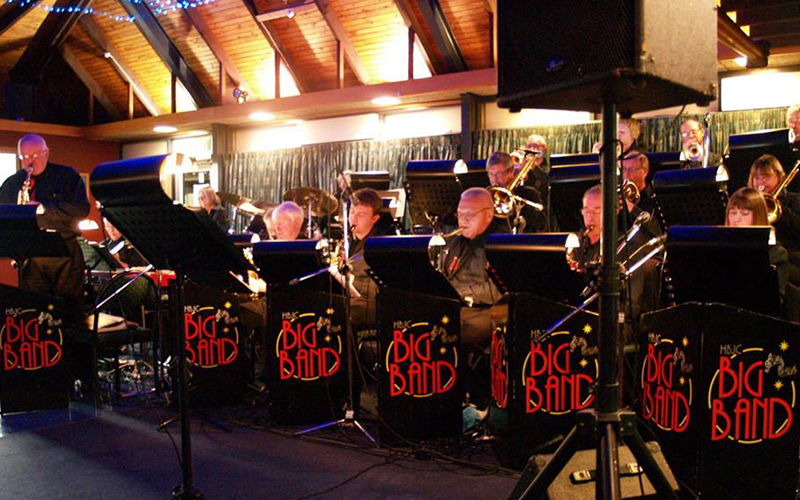Hawkes Bay Big Band Jazz Blues