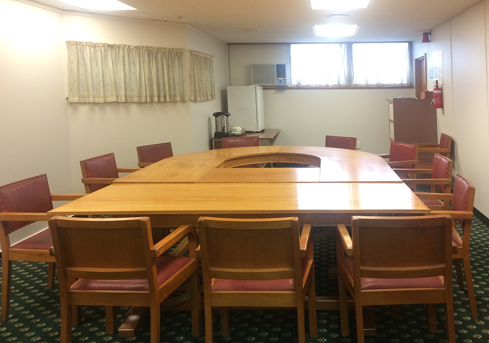 RSA Napier Board Room