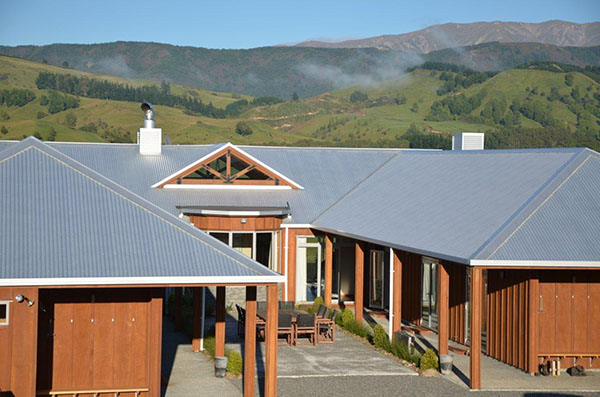 Kaweka Lodge Venue