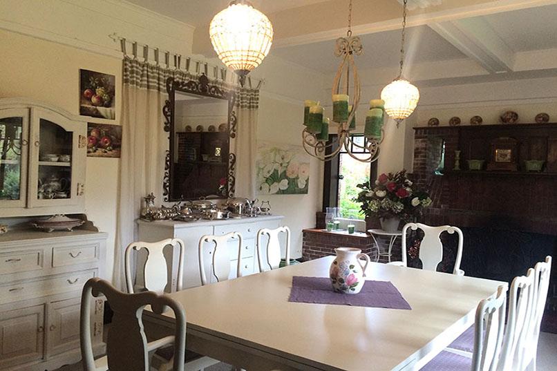 Jane Austen Room at Belmount