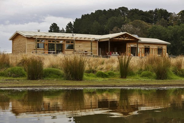 mangarara eco lodge venue hawkes bay