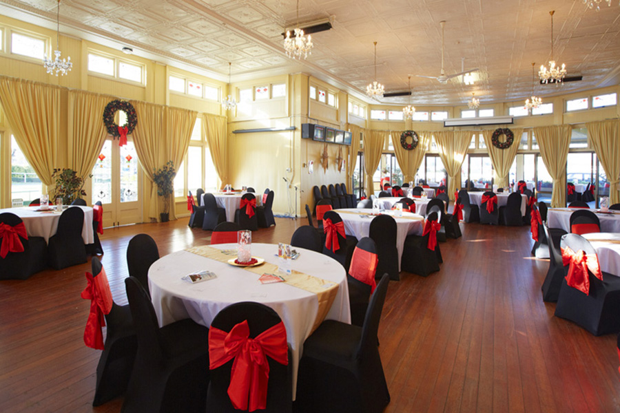 Hawkes Bay Racing Cheval Ball Room
