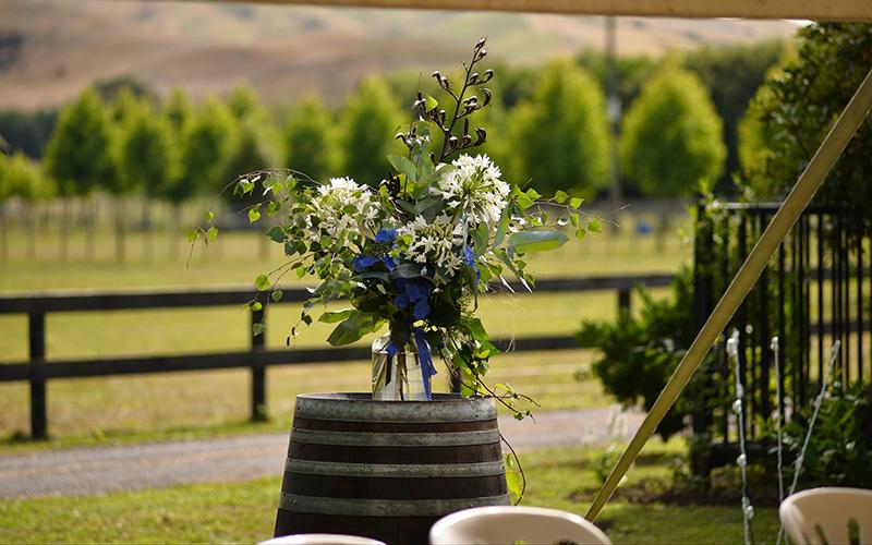 Rosemount Wine Barrels hire