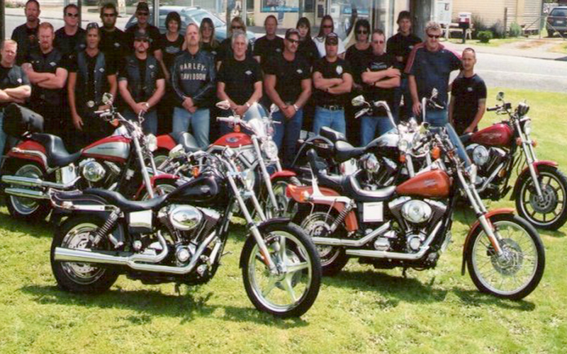 HBHMC Harley Bike CLub Hawkes Bay