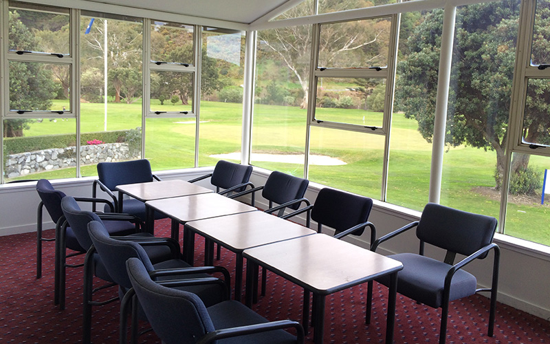 Manor Park Golf Club Board Room
