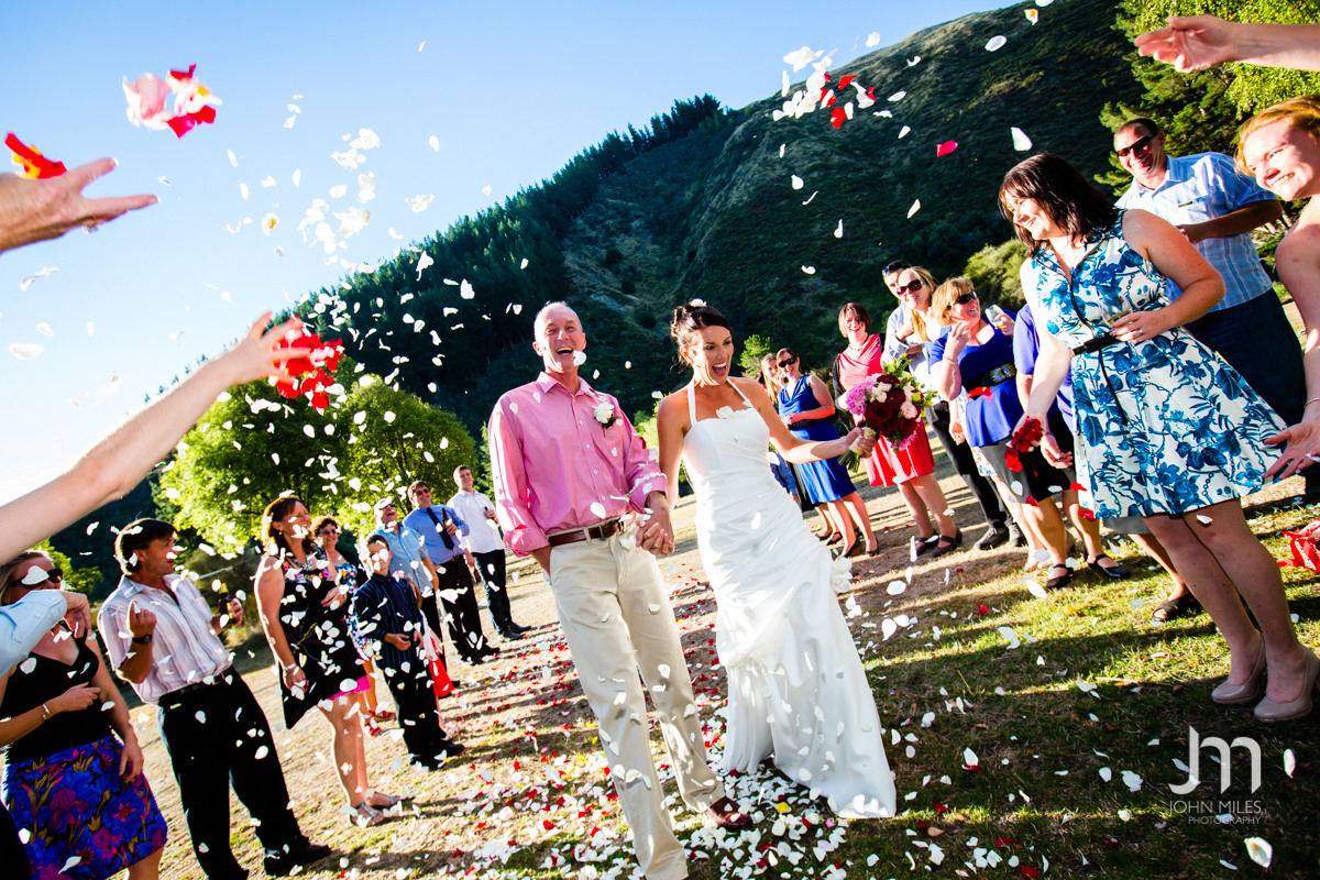 Hawkes Bay Wedding Photography John Miles
