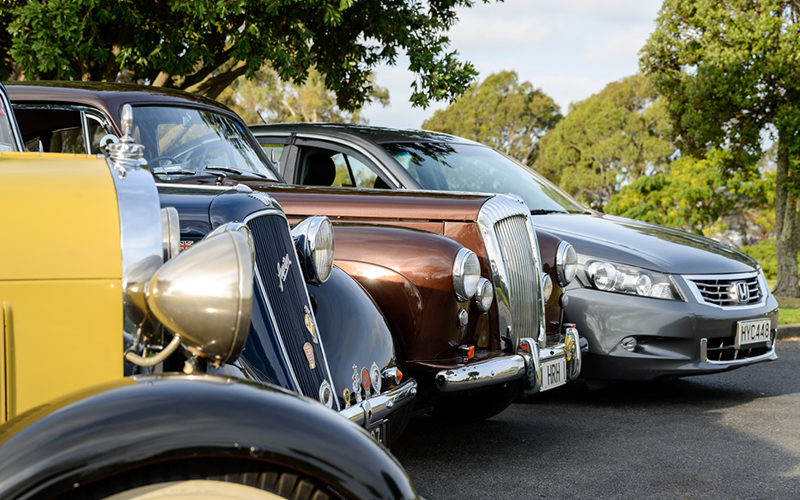 Napier Classic Cars Hawkes Bay