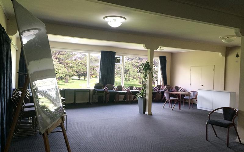 Shandon Golf Club Pohutukawa Room