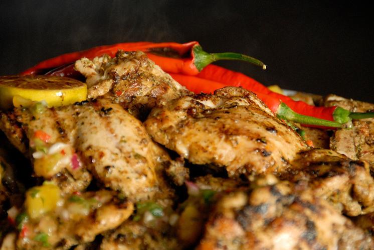Nosh Wellington Venue Catering Chicken