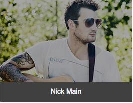 Nick Main musician