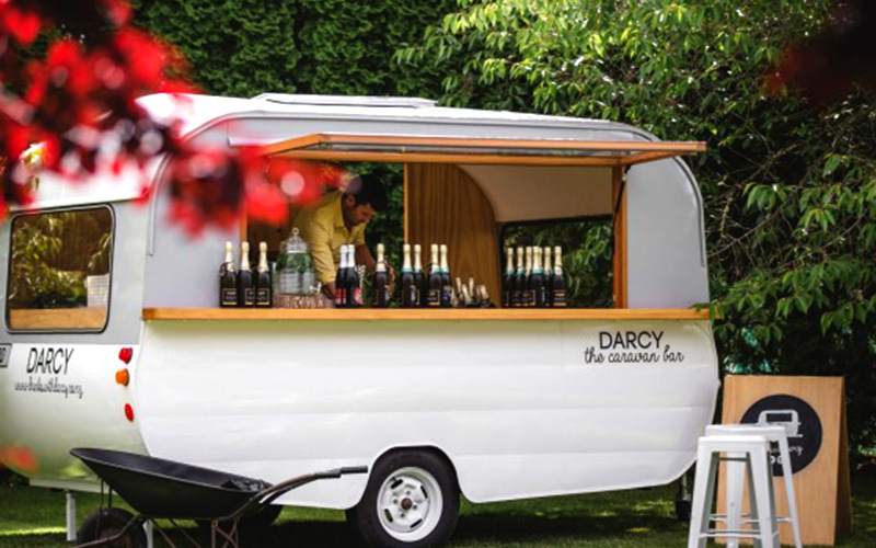 Darcy Caravan Bar Mobile Hawkes Bay