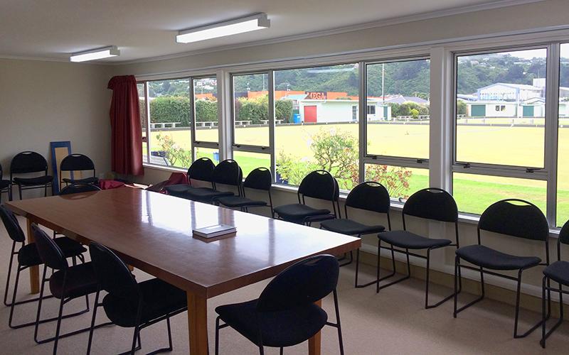 Petone Central Bowling Club Meeting Room