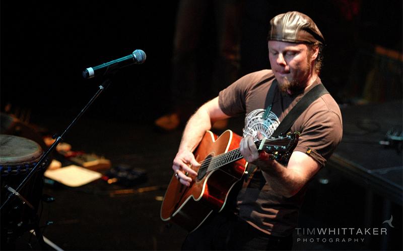 Ben Throp Hawke's Bay Musician
