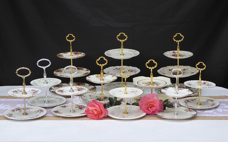High Tea Cake Stand Nz