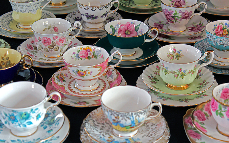 High Tea service hire hawkes bay
