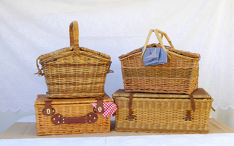 Hire picnic baskets High Tea Hire hawkes Bay