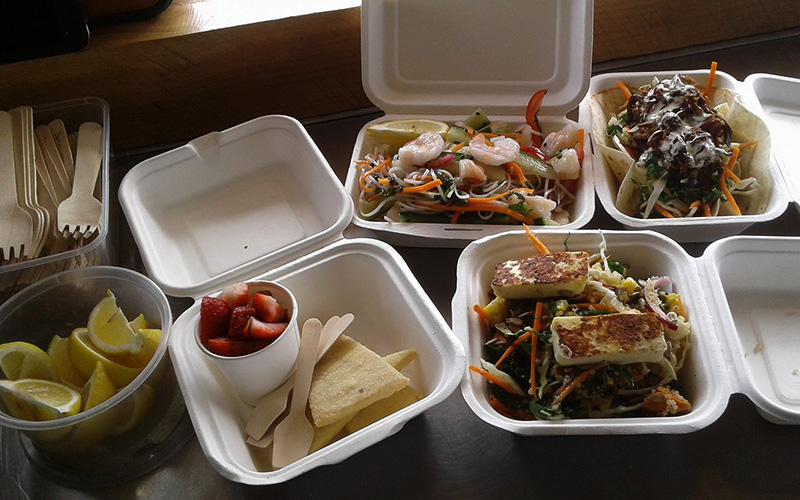 Mobile food truck Hawkes Bay Vagabond Jacks