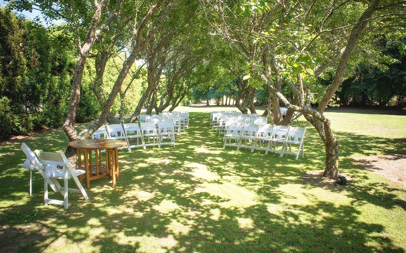 Hawkes Bay wedding Venue Orchiston