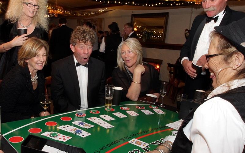 Las Vegas party entertainment