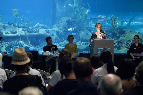 National Aquarium of NZ Exhibition Hall