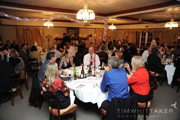 Ballroom at Ormlie Lodge