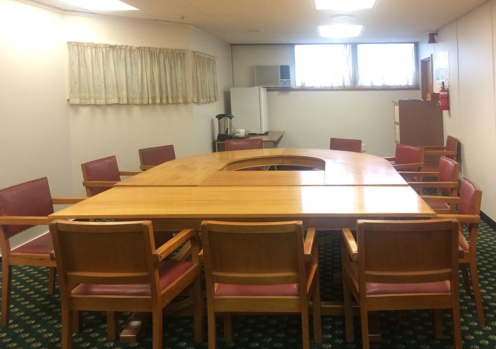 RSA Napier Board Room
