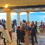 Italian Wedding Party Venue