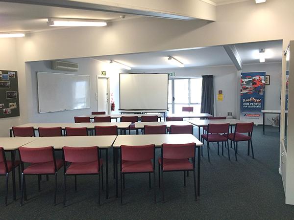 HB Coastguard Meeting Room
