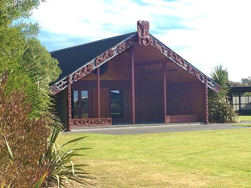Wharenui Te Aranga Marae Flaxmere