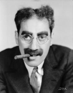 Groucho Marx book