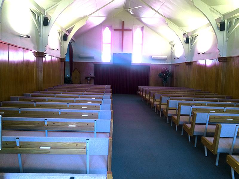 Dunstall's Memorial Chapel