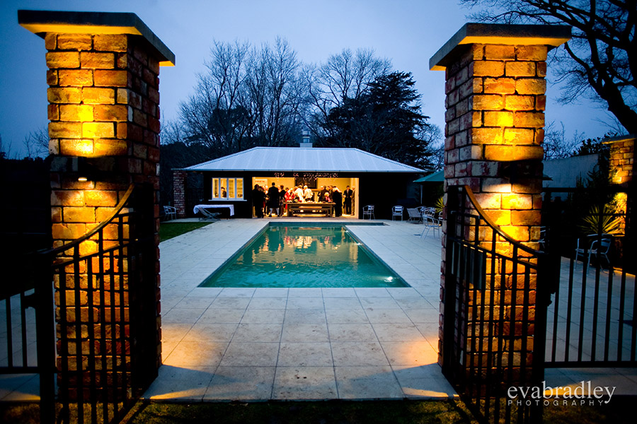 Wallingford Wedding Pool Party
