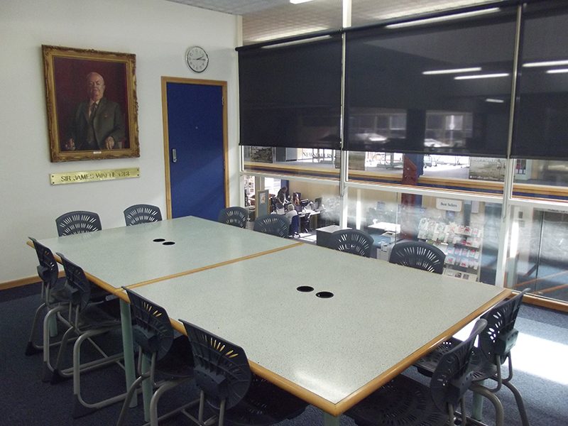 Watties Meeting Room Hastings library