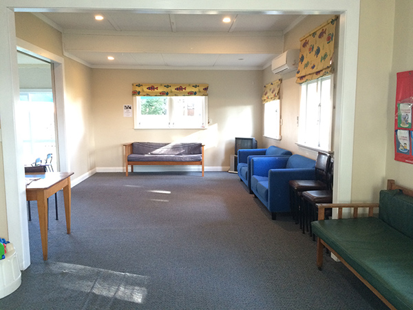 CHB Community Rooms