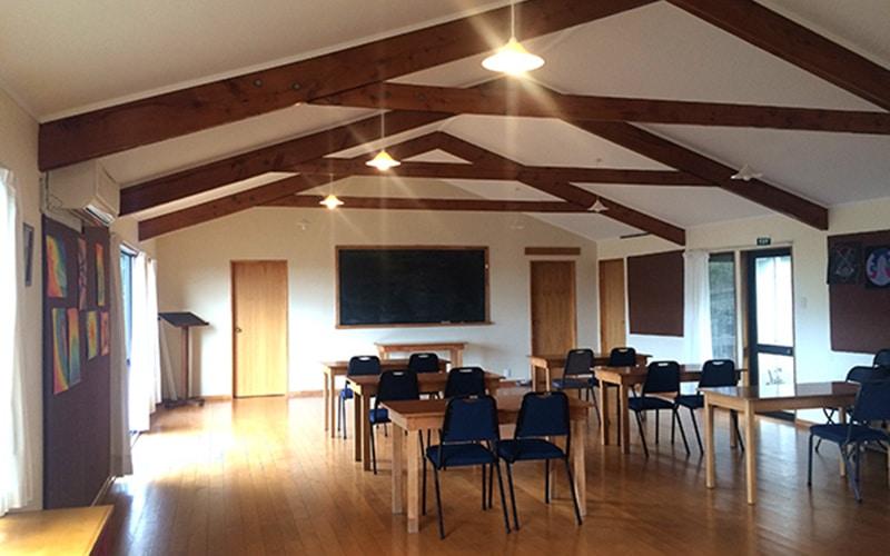 Hermes Classroom at Taurna