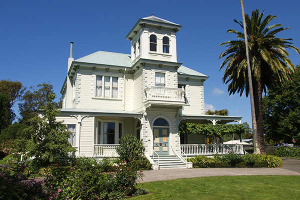 Historic Duart House Venue Havelock North