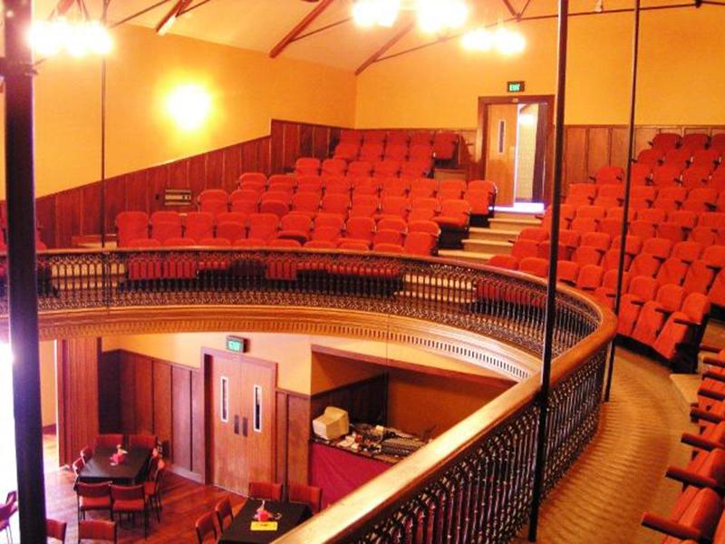 CHB Municipal Theatre Main Auditorium