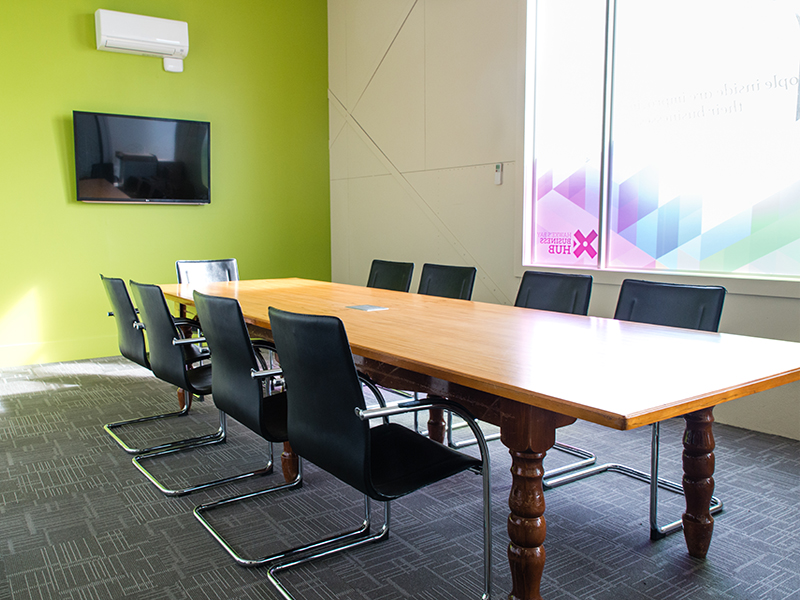 Board Room, Hawke's Bay Business Hub