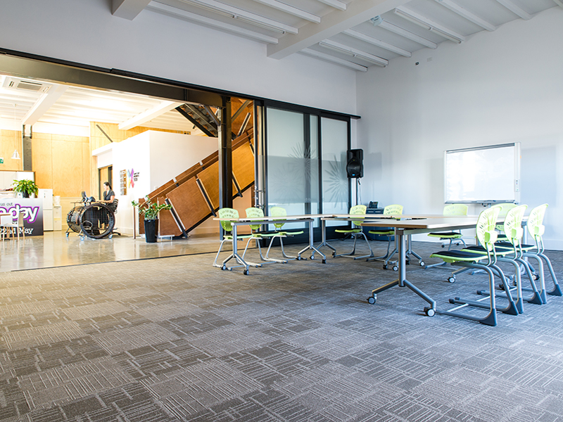 HB Business Hub Conference Room