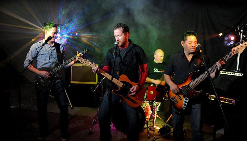 Hawkes Bay Band Verdant Blue