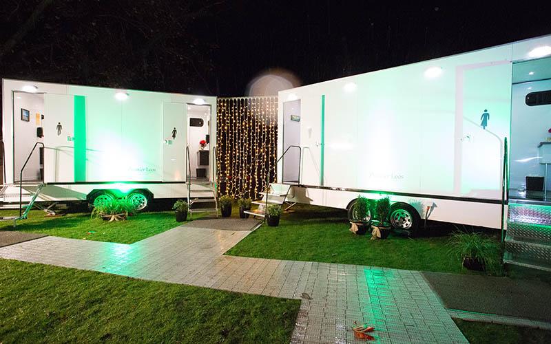 Premier Loos mobile toilets
