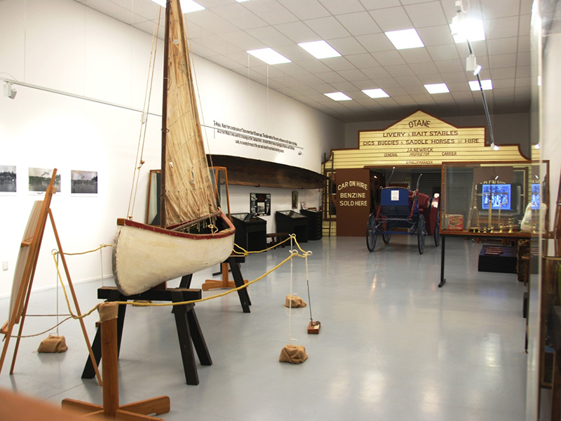Hawkes Bay Settlers' Museum