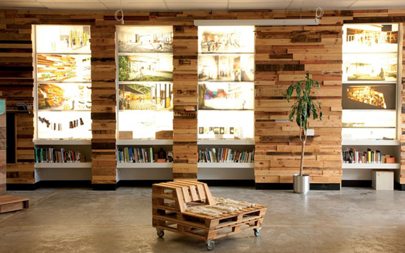 Eco Space at Sustainability Trust