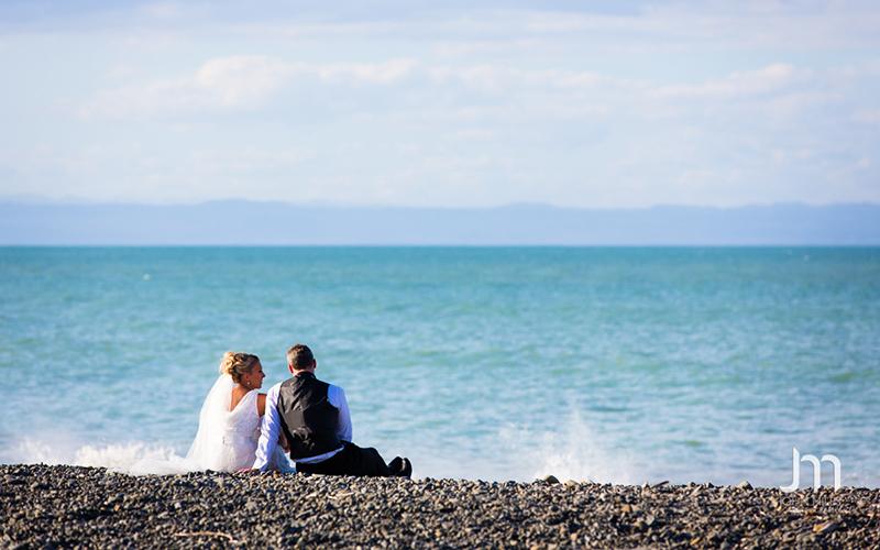 Photography Hawkes Bay Beach Wedding John Miles