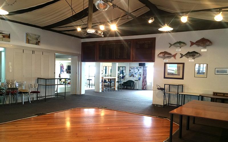 Wellington Hall Hire Evans Bay Yacht Club