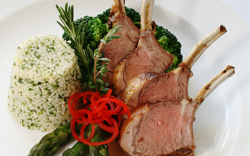 Exclusive Catering Hawkes Bay Lamb