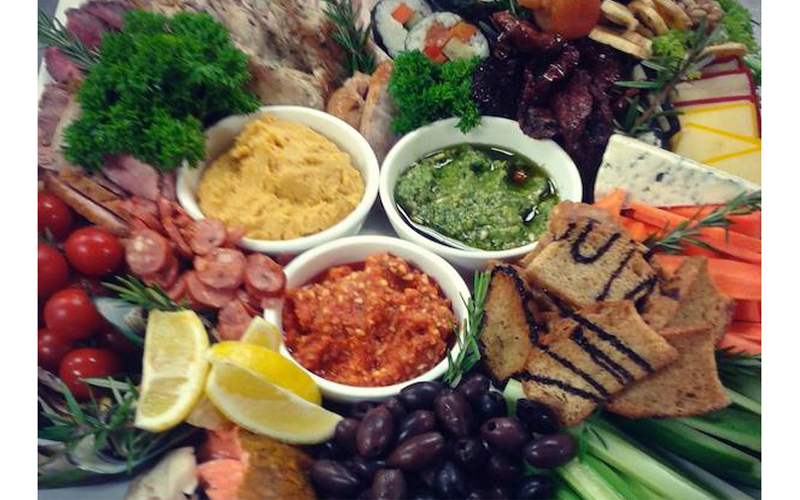 Platter Party Catering Wellington Blue Carrot Caterers