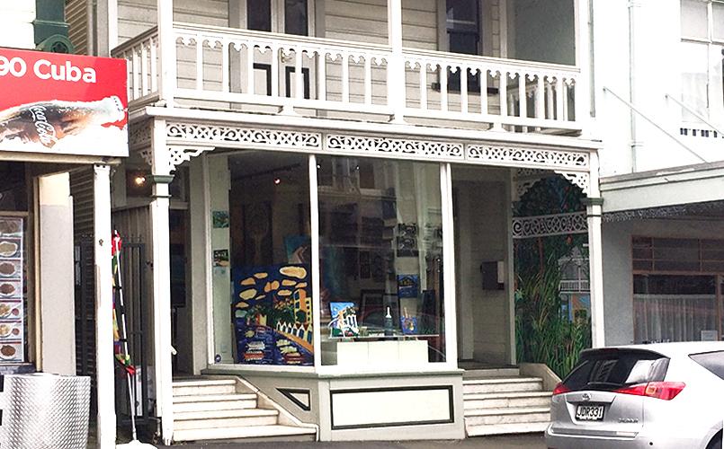 Kiwi Art Gallery